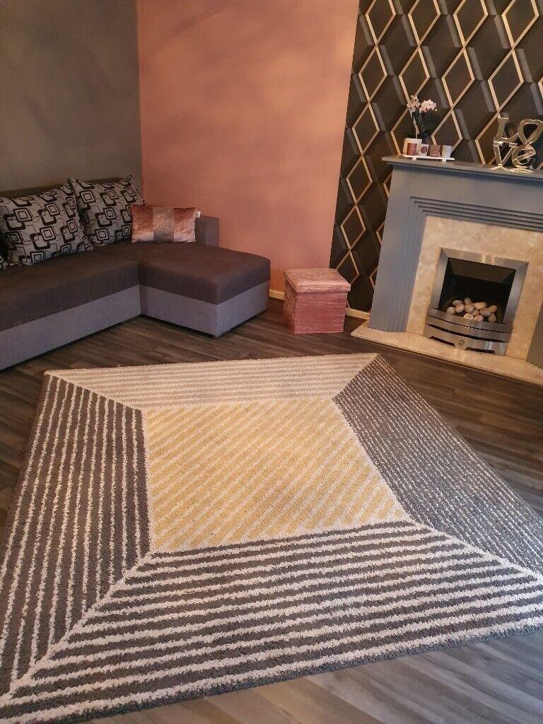ikea square rug 200200 cm  perfect condition  in