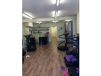 Mini gym for sale prime location 120 members