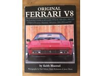 Original Ferrari V8 The Restorer's guide to all Models 1974-94
