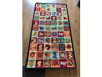 Children abc rug