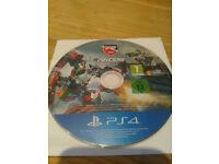 Item picture RIGS Mechanized Combat League PSVR Playstation 4 VR PS4 Game