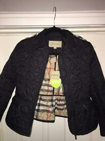 Girls Burberry Jacket BNWT