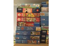 28 Top Branded Jigsaw Puzzles