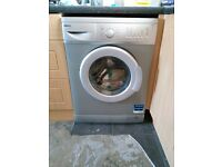 Beko silver washing machine 5kg A+ 1200rpm