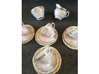 Vintage China tea sets/trios