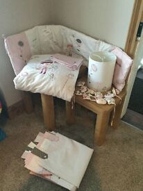 Scrapbook girl mamas and papas nursery full set