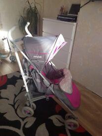 baby pushchair/ pram