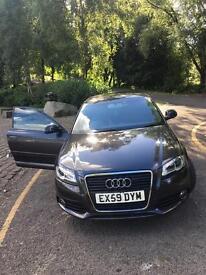 Audi A3 1.4 TFSI sline