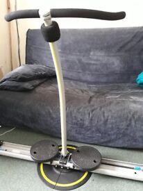 FREE Circle Glide Leg Exerciser