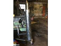 Exhaust stack for lorry/ tractor