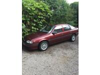 Barn Find Vauxhall Cavalier 1.8i 1 Owner Genuine 40k Retro