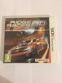 Ridge racer 3D for 3DS