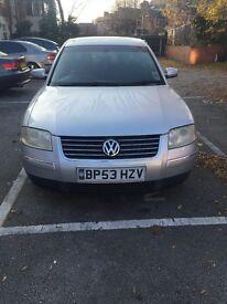 Volkswagen passat 1.9 TD 2003