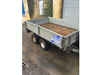 Ifor Williams 8x5 2 tonne trailer