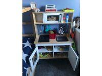 Children's kitchen from Ikea