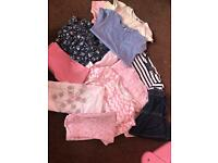 Bundle of girls clothes 9-12