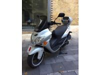 2014 Direct Bike 125cc - Low mileage - One Owner - £799