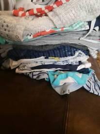 Boys 12-18 & 18-24 clothes bundle