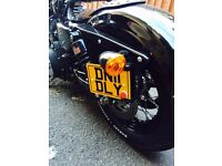 Harley Davidson Sportster 48 1200cc Custom Bobber
