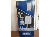 Triton Enrich electric shower