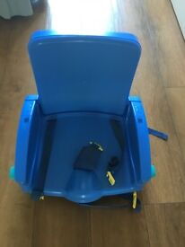Safety 1st feeding booster in blue