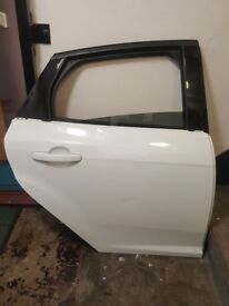 Ford focus drivers side rear door