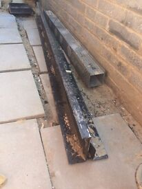 2 Catnic Lintels (will sell separately)