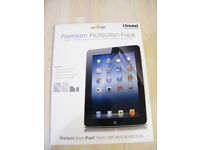 iPad Screen protector Premium Protection Pack