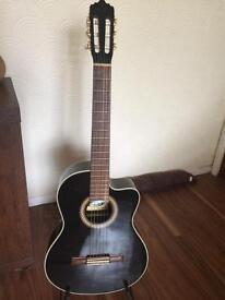 Santos Martinez SM150 CE Classical Guitar.