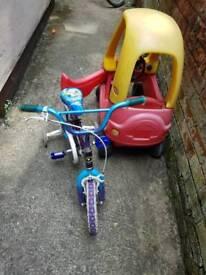 Bike +car