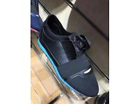 Men's balenciaga blk/light blue (6-10)