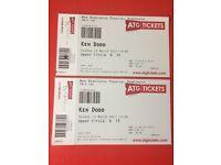 Sir Ken Dodd New Wimbledon Theatre Sunday 12th March 2017 5.00pm