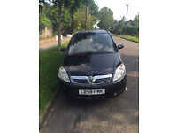 PCO Vauxhall Zafira 2008 UBER READY 1.6 FOR SALE
