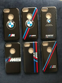 NEW FOR 2017 IPHONE 7 BMW LOGO M POWER PHONE CASE COVER SHOCK PROOF FOR APPLE IPHONE 7