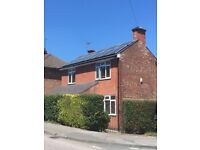 Mapperley. Recently decorated three bedroom house to rent
