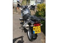 BMW R 1200 GS 2007 Silver/grey FSH
