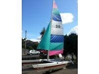 Dart 15 Sailing Catameran