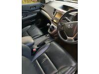Honda, CR-V, Estate, 2013, Manual, 2199 (cc), 5 doors