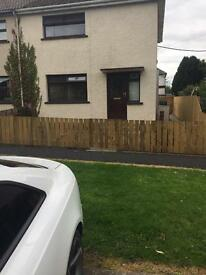 3 bed end house to let in magheralin