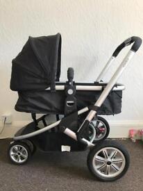 Baby's pram stroller car seat