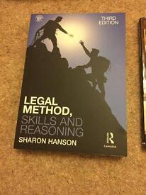 Legal Method/Legal Writing Law Books
