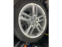Audi A4 original alloy wheels 2016 year