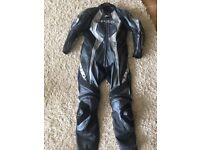 Spidi motorcycle leather suit size 42 UK