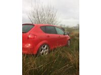 Seat altea / vw golf project spares repairs