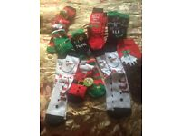 10 NEW PRS OF MENS XMAS SOCKS