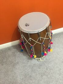 Punjabi Dhol for sale!