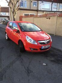 Vauxhall corsa 1.2 se 10 reg £2595