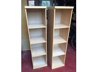 IKEA Bonde storage unit x2