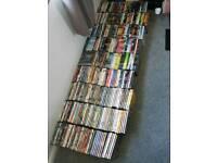 DVD BUNDLE JOB LOT OVER 250 MIXED GENRE