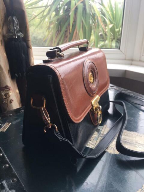 Handbag Vintage Box Bag Chiltern